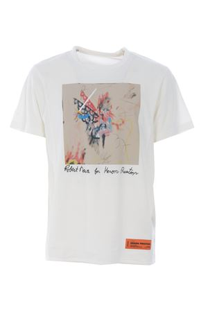 T-shirt Heron Preston reg robert nava HERON PRESTON | 8 | HMAA011S209140030188