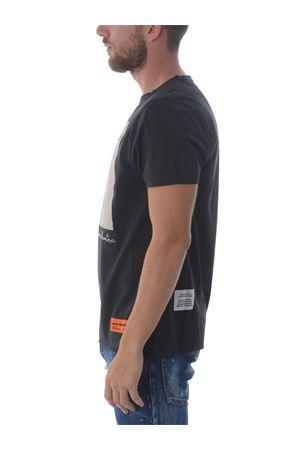 T-shirt Heron Preston reg robert nava HERON PRESTON | 8 | HMAA011S209140031088