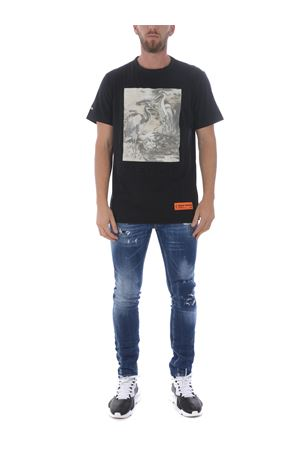 T-shirt Heron Preston reg heron birds HERON PRESTON | 8 | HMAA011S209140221088