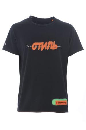 T-shirt Heron Preston reg ctnmb spray pack HERON PRESTON | 8 | HMAA011S209140271088