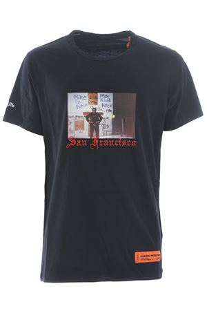 T-shirt Heron Preston reg heron dad HERON PRESTON | 8 | HMAA011S209140281088