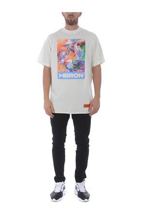 T-shirt Heron Preston over heron colors HERON PRESTON | 8 | HMAA013S209140210188
