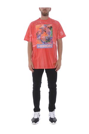 T-shirt Heron Preston over heron colors HERON PRESTON | 8 | HMAA013S209140212888