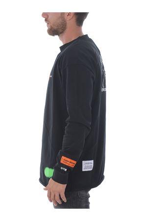 T-shirt Heron Preston reg ls ctnmb spray HERON PRESTON | 8 | HMAB005S209130271088