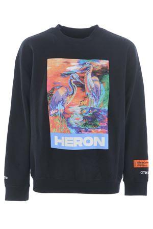 Felpa Heron Preston cuts heron colors HERON PRESTON | 10000005 | HMBA007S208960211088
