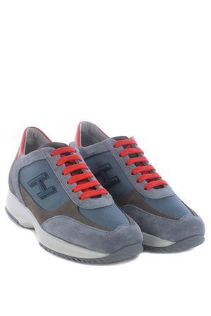 Sneakers uomo Hogan Interactive HOGAN | 5032245 | HXM00N0Q102N6Z50CG