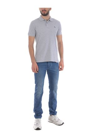 Jacob Cohen jeans in light stone wash stretch denim.  JACOB COHEN | 9 | J62200517-003