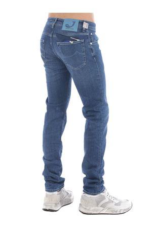 Jacob Cohen jeans in stone wash stretch denim.  JACOB COHEN | 9 | J62200918-002