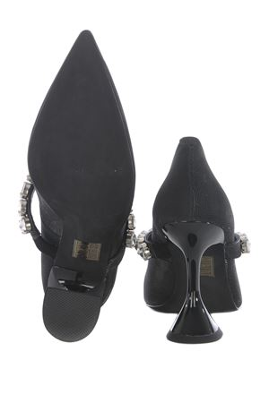 Decolletè a punta Jeffrey Campbell JEFFREY CAMPBELL | 12 | JCSR36P08PU-BLACK