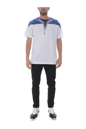 T-shirt Marcelo Burlon County of Milan wings basic MARCELO BURLON | 8 | CMAA018S20JER0010145