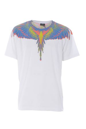 T-shirt Marcelo Burlon County of Milan wings basic MARCELO BURLON | 8 | CMAA018S20JER0010184