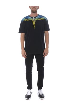 T-shirt Marcelo Burlon County of Milan wings basic MARCELO BURLON | 8 | CMAA018S20JER0011015