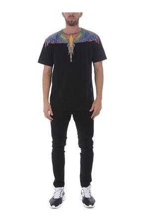 T-shirt Marcelo Burlon County of Milan wings basic MARCELO BURLON | 8 | CMAA018S20JER0011084