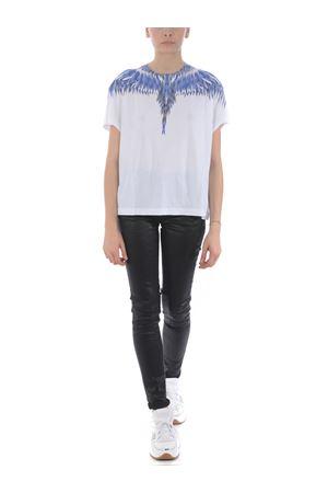 T-shirt Marcelo Burlon County of Milan sharp wings squared MARCELO BURLON | 8 | CWAA030S20JER0020145