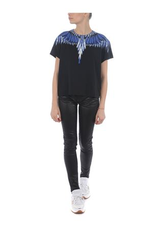 T-shirt Marcelo Burlon County of Milan sharp wings squared MARCELO BURLON | 8 | CWAA030S20JER0021045