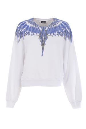 Felpa Marcelo Burlon County of Milan sharp wings MARCELO BURLON | 10000005 | CWBA049S20FLE0020145