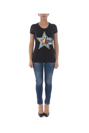 T-shirt Love Moschino MOSCHINO LOVE | 8 | W4B195CE1698-C74