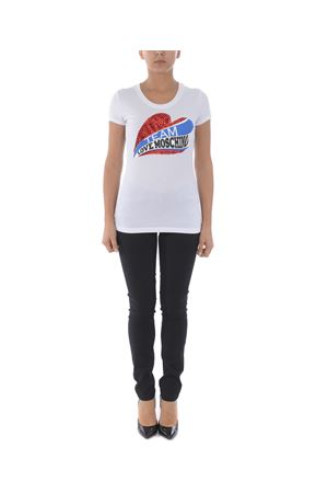 T-shirt Love Moschino MOSCHINO LOVE | 8 | W4B195DE1698-A00