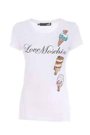 T-shirt Love Moschino MOSCHINO LOVE | 8 | W4B195FE1698-A00