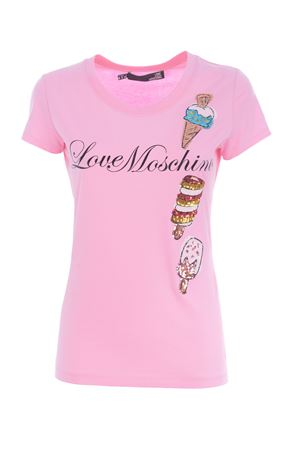 T-shirt Love Moschino MOSCHINO LOVE | 8 | W4B195FE1698-L94