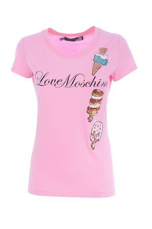 MOSCHINO LOVE | 8 | W4B195FE1698-L94