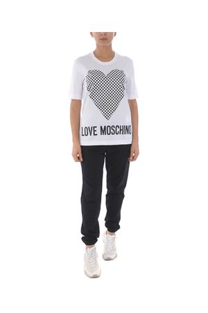 T-shirt Love Moschino MOSCHINO LOVE | 8 | W4F152CM3876-A00