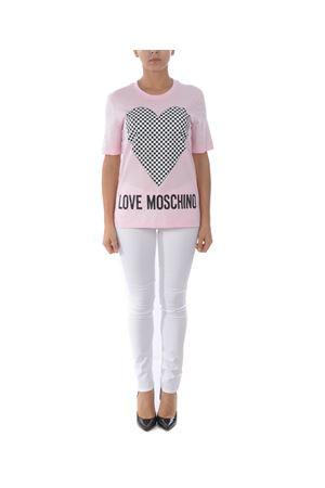 T-shirt Love Moschino MOSCHINO LOVE | 8 | W4F152CM3876-L91