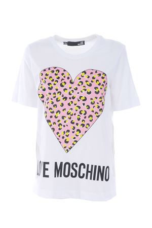 T-shirt Love Moschino MOSCHINO LOVE | 8 | W4F152DM3876-A00