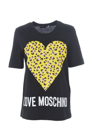 T-shirt Love Moschino MOSCHINO LOVE | 8 | W4F152DM3876-C74