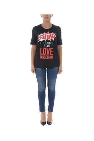 T-shirt Love Moschino MOSCHINO LOVE | 8 | W4F152EM3876-C74