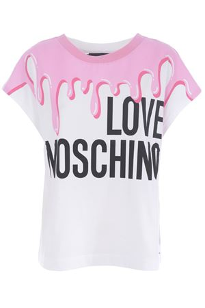 T-shirt Love Moschino MOSCHINO LOVE | 8 | W4H0301M4083-4056