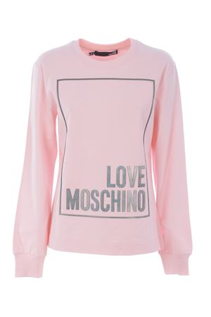 Felpa Moschino Love MOSCHINO LOVE | 10000005 | W637402E2124-L91