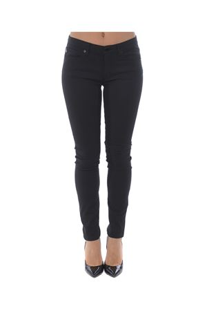 Pantaloni Love Moschino in cotone stretch MOSCHINO LOVE | 9 | WQ43006S3378-C74