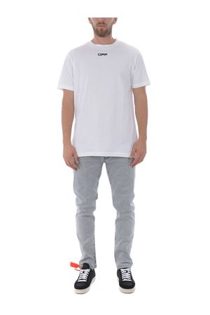 T-shirt Off White airport tape slim OFF WHITE | 8 | OMAA027S201850030188