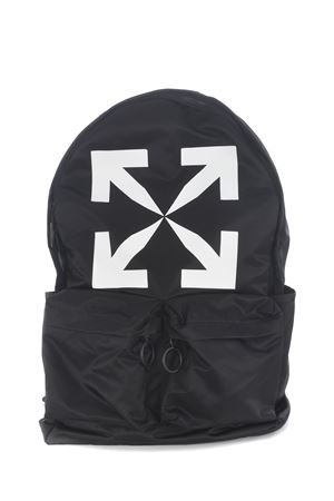Zaino Off-White arrow backpack OFF WHITE | 10000008 | OMNB003R20E480201001