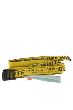 Cintura Off-White carryover industrial belt OFF WHITE | 22 | OMRB012R206470016000