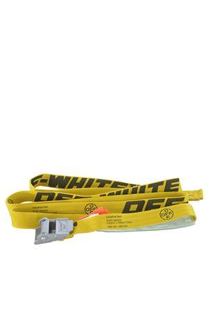 Cintura Off-White mini 2.0 industrial belt OFF WHITE | 22 | OMRB021R20F420356010