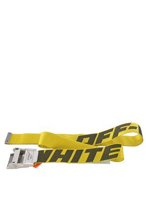 Cintura Off-White 2.0 industrial belt short OFF WHITE | 22 | OMRB035R20F420356010