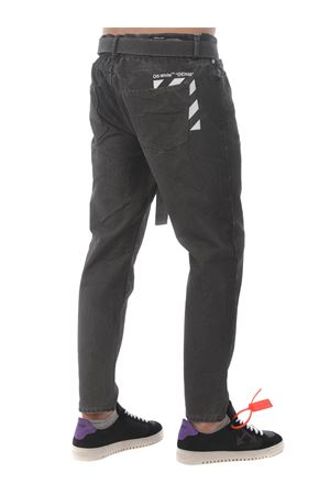Jeans Off White slim low crotch OFF WHITE | 24 | OMYA005S20E550231001