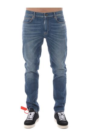 Jeans Off White skinny regular lenght OFF WHITE | 24 | OMYA058R20G940278701