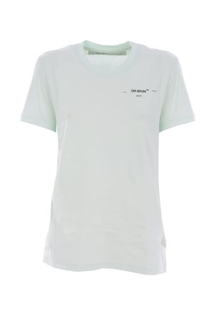 T-shirt Off White coral print casual OFF WHITE | 8 | OWAA049R20B070393110