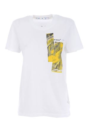 T-shirt Off White mixed painting casual OFF WHITE | 8 | OWAA049S20JER0080118