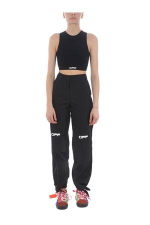 Pantaloni Off White nylon bow OFF WHITE | 9 | OWCA097R20H140871001
