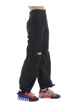 Pantaloni Off White nylon bow OFF WHITE   9   OWCA097R20H140871001