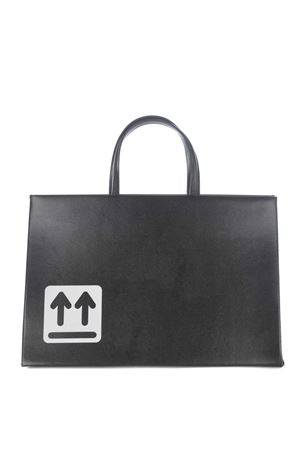 Shopping orizzontale Off-White box bag medium OFF WHITE | 31 | OWNA058R209900741001