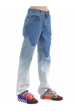 Jeans Off White shape baggy OFF WHITE | 24 | OWYA012R207730987171
