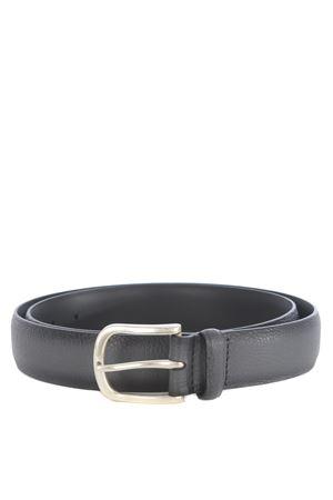 Orciani micron deep belt in degradé leather ORCIANI | 22 | U07844ASFALTO