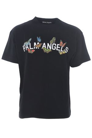 T-shirt Palm Angels btrfly college PALM ANGELS | 8 | PMAA001S204130041001