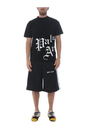 T-shirt Palm Angels side new gothic PALM ANGELS | 8 | PMAA001S204130061001