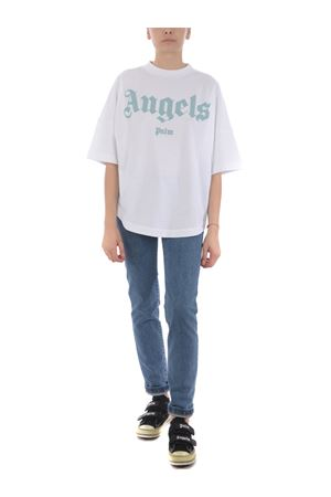 T-shirt Palm Angels Angels PALM ANGELS | 8 | PWAA023S20JER0020140